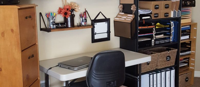 You Probably Already HAVE a Place for Your Command Central (Come See!)