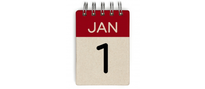 Today is January 1st!!