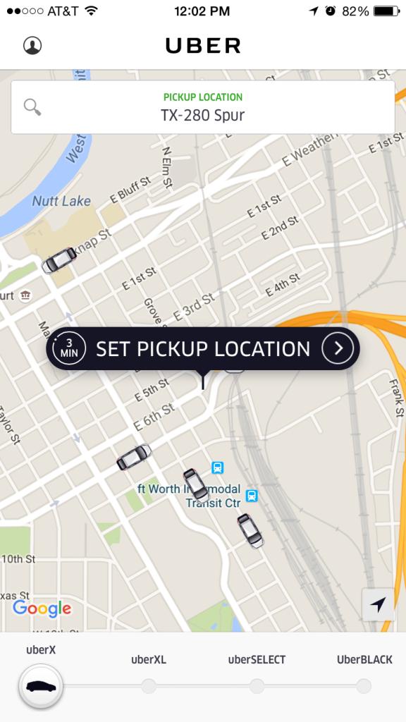Uber.Pickup