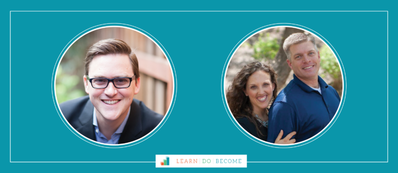 [Podcast 12]: How to Prioritize a Life that Matters – With Greg McKeown and April and Eric Perry
