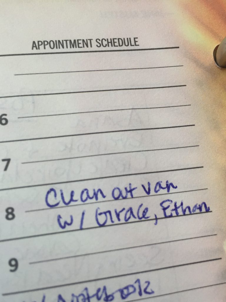 Appointment Schedule