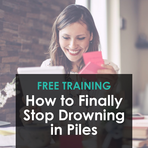 Free-Training-How to Finally Stop Drowning in Piles