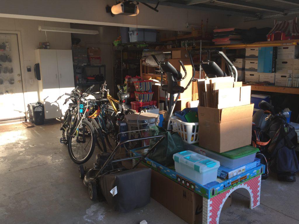 Garage-Progress