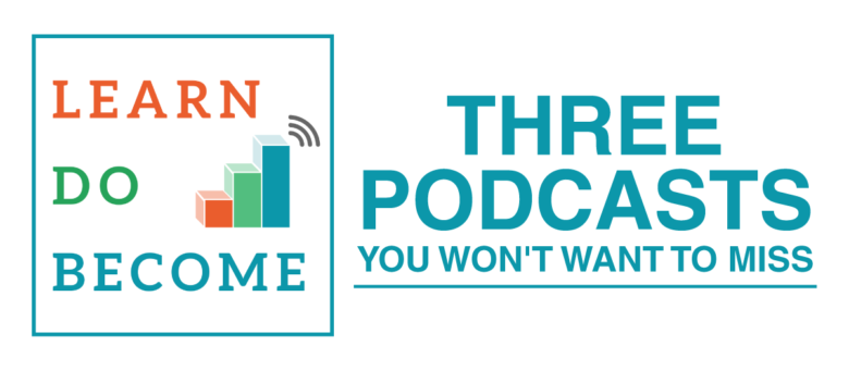 Three Podcasts You Won't Want to Miss