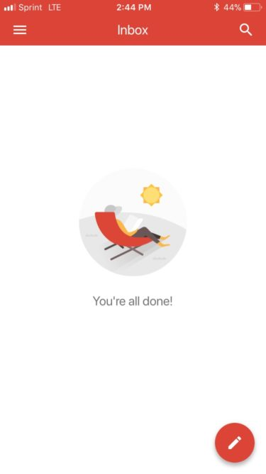 GmailInboxZero.LearnDoBecome